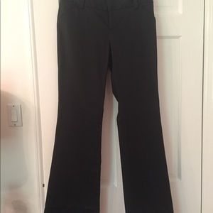 Alice + Olivia Black Pants